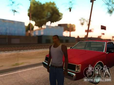 ENB by Robert for GTA San Andreas