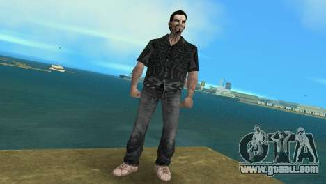 Vampire Skin for GTA Vice City