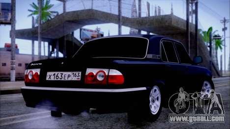GAZ 31105 for GTA San Andreas left view