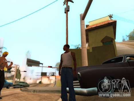 ENB by Robert for GTA San Andreas third screenshot