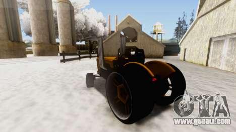 Tractor Kor4 v2 for GTA San Andreas