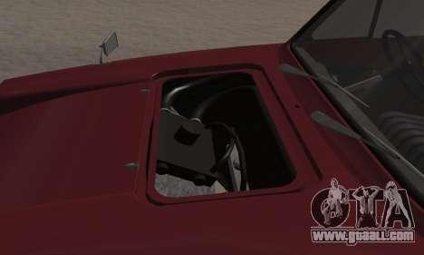 Reliant Regal Sedan for GTA San Andreas