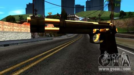 New Desert Eagle for GTA San Andreas