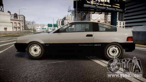 Dinka Blista Compact ST for GTA 4
