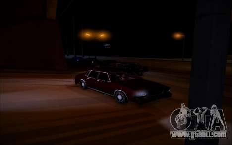 ENBSeries Wade Coronos for GTA San Andreas forth screenshot