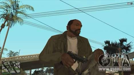 M9 Killing Floor for GTA San Andreas second screenshot