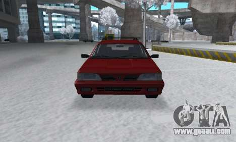 Daewoo FSO Polonez P-120 Concept 1998 for GTA San Andreas right view