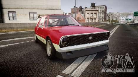 Declasse Rhapsody Camber for GTA 4