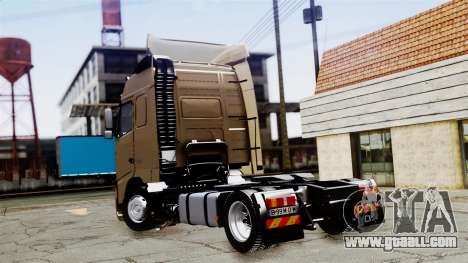Volvo FH12 Low Deck for GTA San Andreas left view