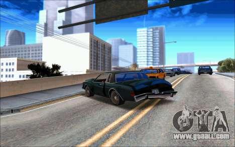 Ivy ENB June for GTA San Andreas