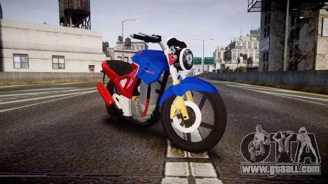 Honda Twister 2014 for GTA 4