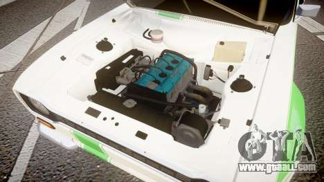 Ford Escort RS1600 PJ48 for GTA 4