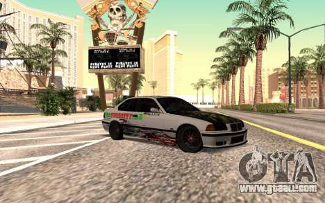BMW M3 E36 VCDT for GTA San Andreas