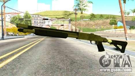 Shotgun from GTA 5 for GTA San Andreas