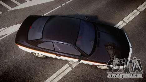 BMW E31 850CSi 1995 [EPM] Carbon for GTA 4 right view