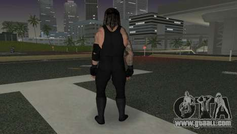 The Undertaker for GTA Vice City third screenshot