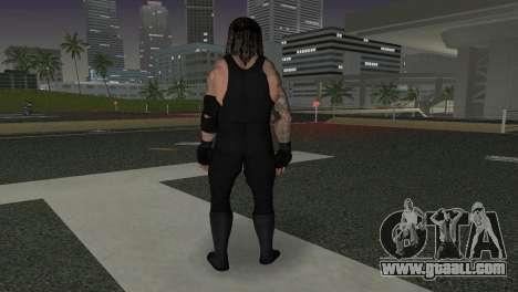 The Undertaker for GTA Vice City third screenshot