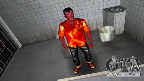 Devil Skin for GTA Vice City forth screenshot