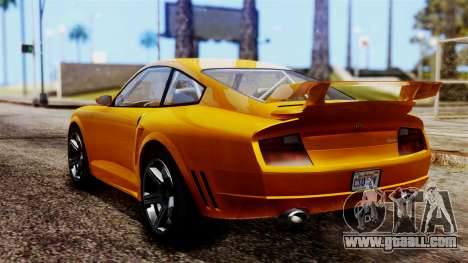 GTA 5 Pfister Comet IVF for GTA San Andreas