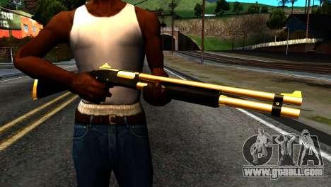 New Shotgun for GTA San Andreas third screenshot