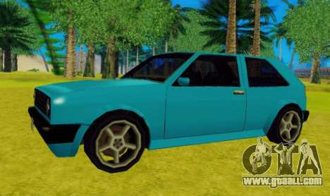 New Club for GTA San Andreas right view