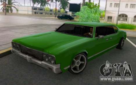 Sabre Limousine for GTA San Andreas