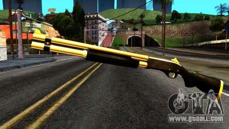 New Shotgun for GTA San Andreas