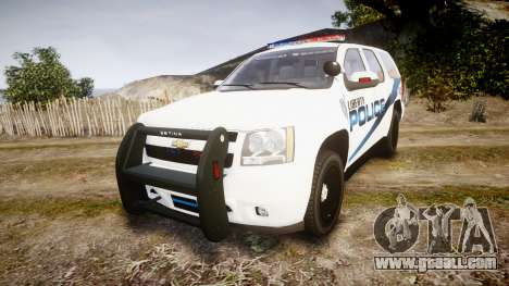 Chevrolet Tahoe 2010 LCPD [ELS] for GTA 4