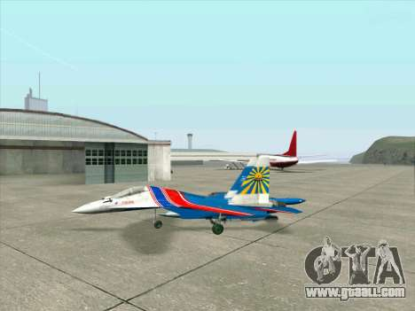 SU-30 MK 2 for GTA San Andreas