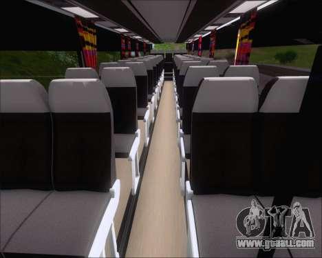 Nissan Diesel UD WEENA EXPRESS ERIC LXV for GTA San Andreas inner view
