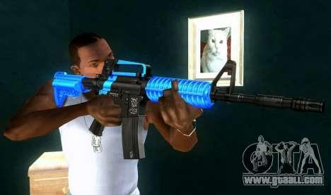M4 RevoFX for GTA San Andreas third screenshot