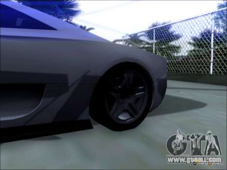 Scalfati GT (Watch Dogs) for GTA San Andreas