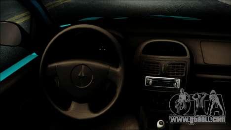 Renault Clio Beta v1 for GTA San Andreas