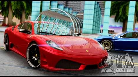 Ferrari F430 Scuderia for GTA San Andreas