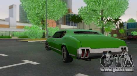 Sabre Limousine for GTA San Andreas right view