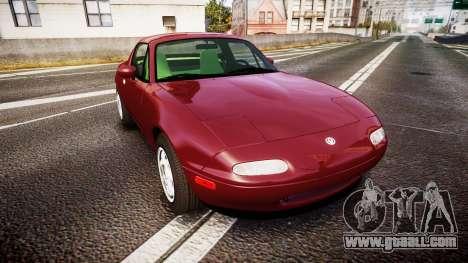 Mazda MX-5 Miata NA 1994 [EPM] for GTA 4