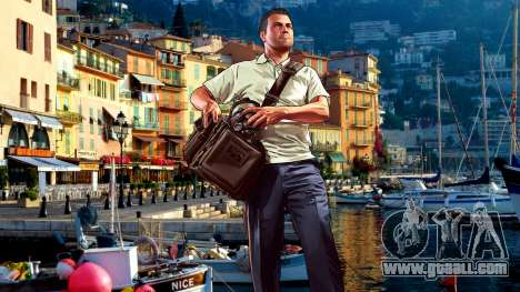 Loading screens, French Riviera for GTA 4 sixth screenshot