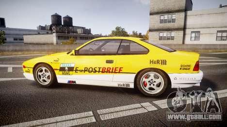BMW E31 850CSi 1995 [EPM] E-Post Brief for GTA 4 left view