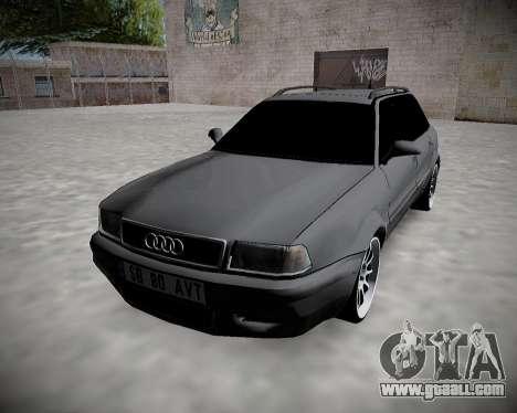 Audi 80 B4 Avant BAN.RF for GTA San Andreas