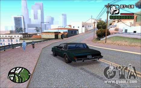 Ivy ENB June for GTA San Andreas forth screenshot
