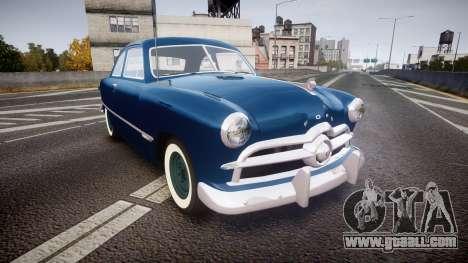 Ford Custom Club 1949 for GTA 4