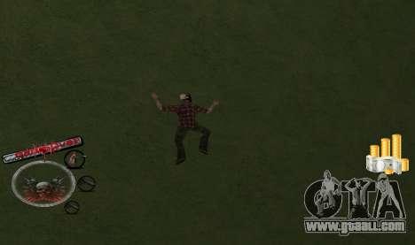 C-HUD Money for GTA San Andreas second screenshot