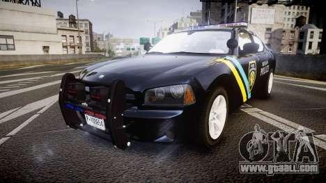 Dodge Charger 2006 Sheriff Bohan [ELS] for GTA 4