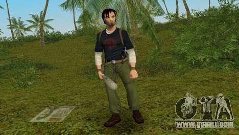 Kurtis Trent for GTA Vice City second screenshot