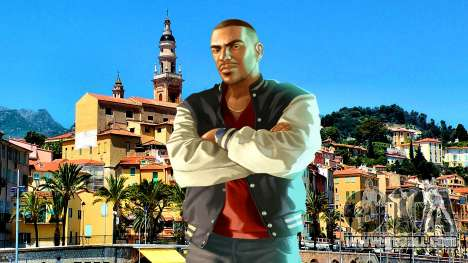 Loading screens, French Riviera for GTA 4 second screenshot