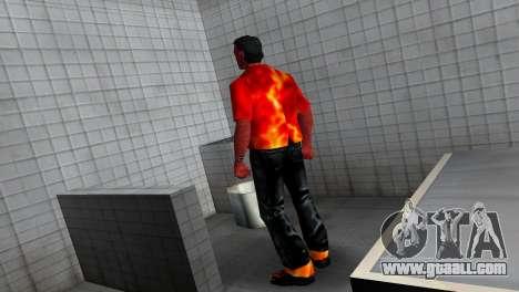 Devil Skin for GTA Vice City third screenshot