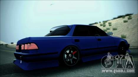 Toyota Mark 2 JZX81 for GTA San Andreas left view