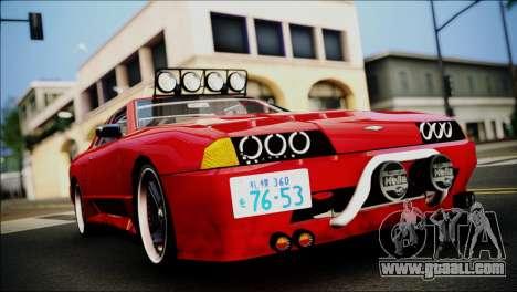Dirt Elegy Editions for GTA San Andreas