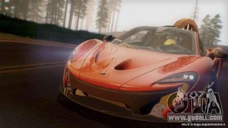 GTA SA ENB - Z.A. Project 2015 for GTA San Andreas
