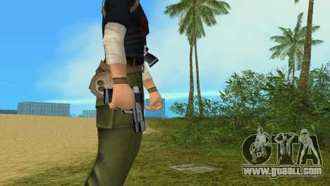 Gun Boran X for GTA Vice City third screenshot